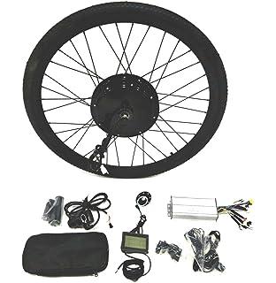 48V1500W Hub Motor Ebike Bicicleta ELÉCTRICA KIT DE CONVERSIÓN + LCD+ Tire Theebikemotor