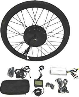 71XUwg9mdaL._AC_UL320_SR312320_ 3000w hub motor electric bike conversion kit lcd disc brake  at aneh.co