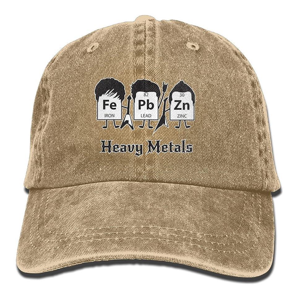 Heavy Metals Baseball Hat Men And Women Summer Sun Hat Travel ...