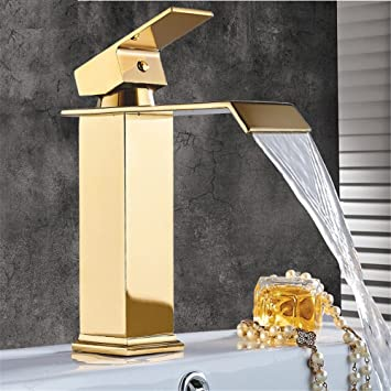 Amazon Com Furesnts Pure Copper Faucet Table Up And Down Hot And