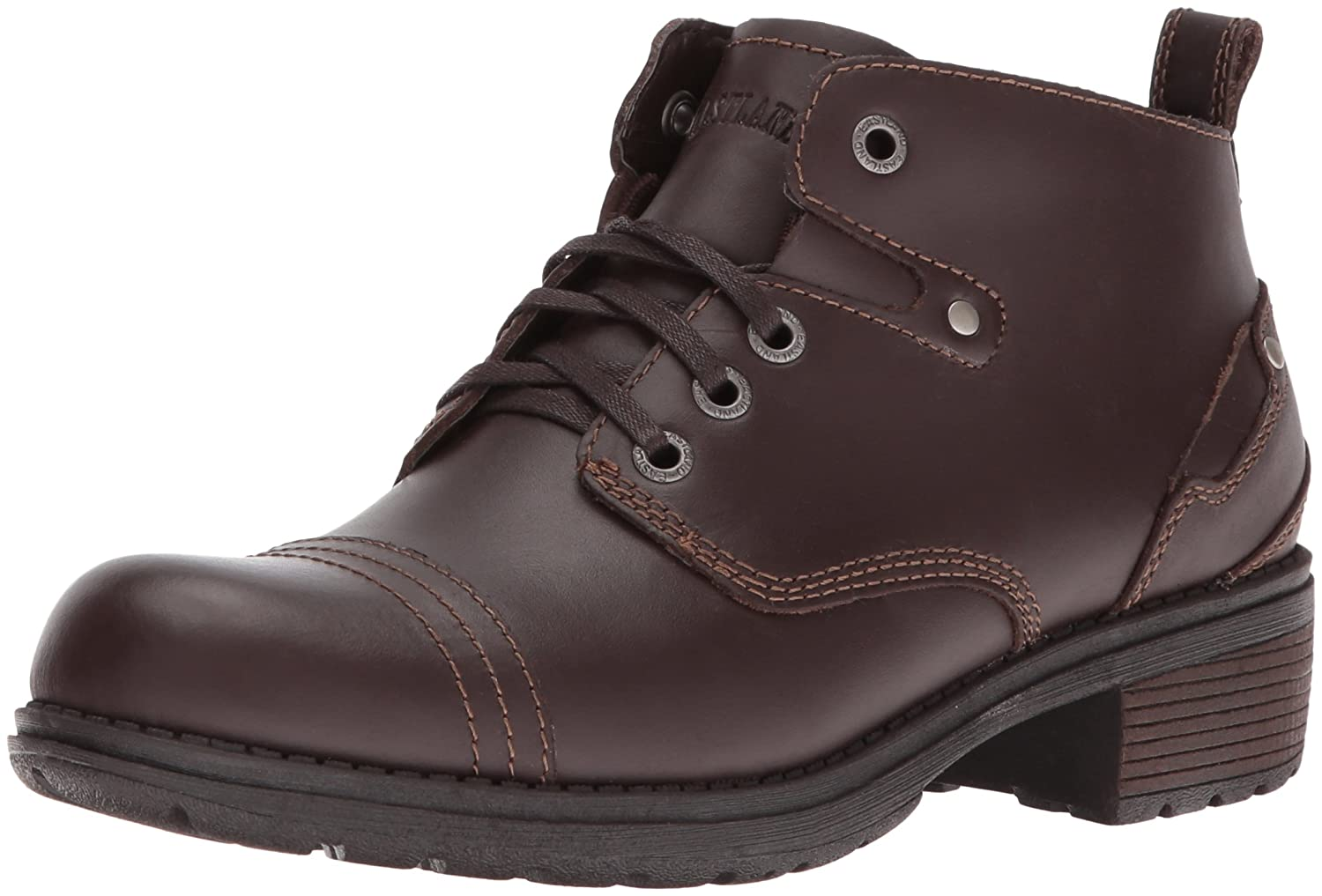 Eastland Women's Overdrive Ankle Boot B002DYK38A 6.5 B(M) US|Brown
