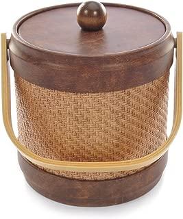 product image for Mr. Ice Bucket Wicker Samoa Ice Bucket, 3-Quart