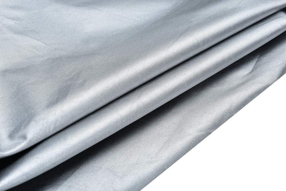 73in x 36in x 61in Couvercle de protection de la machine en cours dex/écution Anti-poussi/ère Imperm/éable Couverture en Tissu Oxford pour Tapis Roulant de Sport Housse de tapis roulant