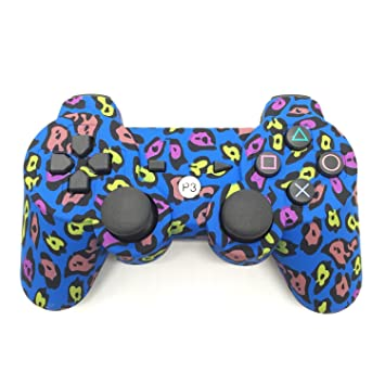 Jin DB New Style Bluetooth Wireless gamepad for PS3 Dual shock PS3