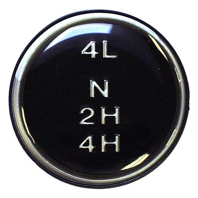 Crown Automotive J3241430 Shift Pattern Insert Plate: Automotive