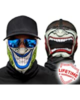 Salt Armour Face Mask Shield Protective Balaclava Alpha Defense (Two Sided)