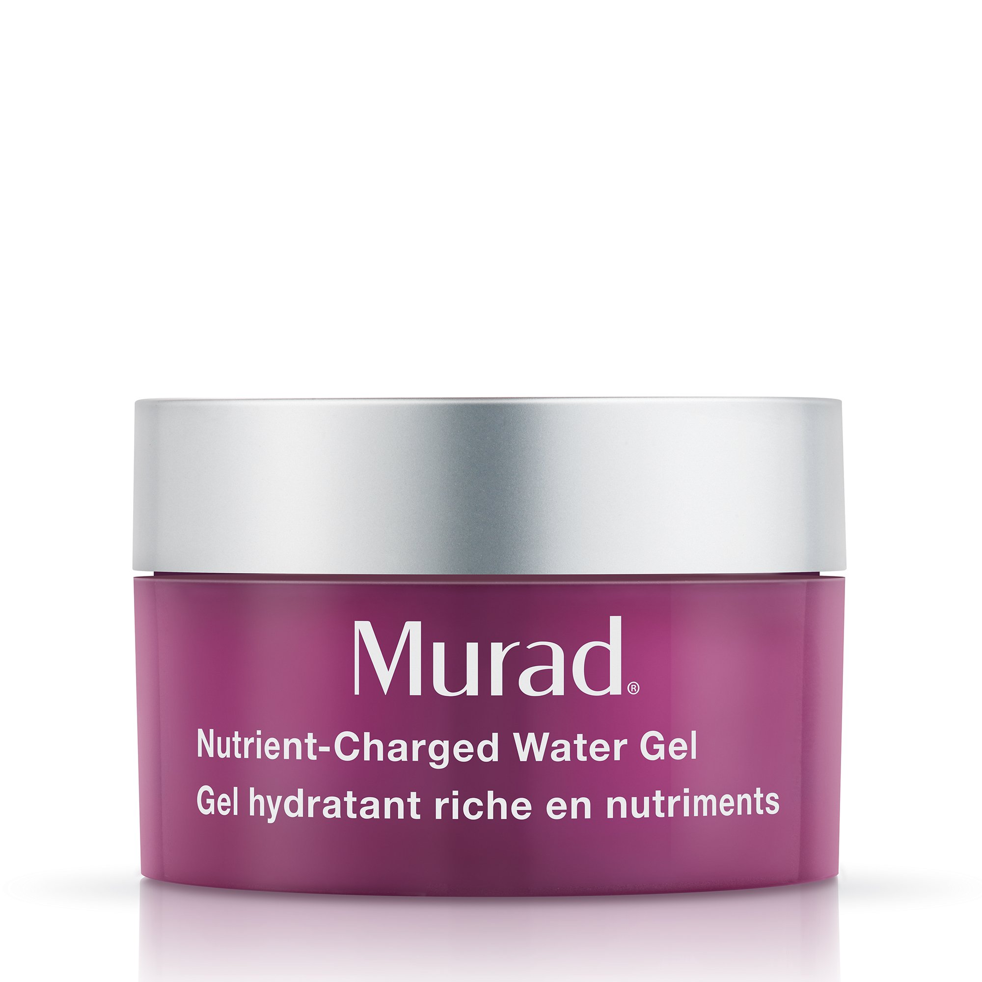 Murad Nutrient-Charged Water Gel - (1.7 fl oz), Instensely Hydrating Oil-Free Water Gel Packed with Nutrients, Revolutionary Cumulative Hydration-Release Technology for Maximum Hydration Retrention