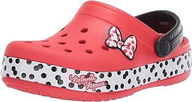 Girls Disney Minnie Mouse Dots Clog