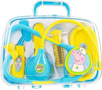 Estuche de transporte médico Peppa Pig: Amazon.es: Juguetes y juegos