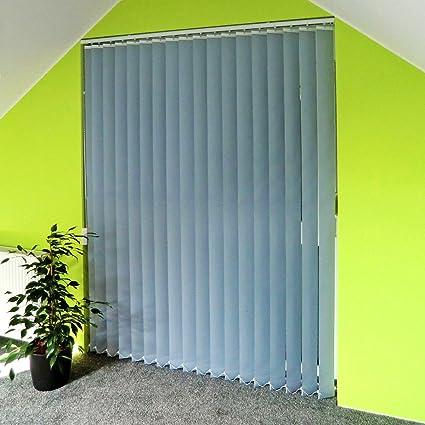 Victoria M - Cortina de lamas verticales para ventana y puerta: Amazon.es: Jardín