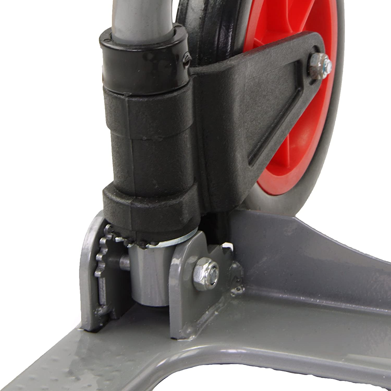 Stahl Sackkarre Transportkarre Stapelkarre Klappbar Höhenverstellbar Handkarre