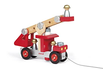 Bomberosj06498 Construye Camión De Janod Tu shQCxrtd
