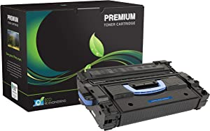 Inksters Remanufactured Toner Cartridge Replacement for HP 43X High Yield C8543X (HP 43X) for Laserjet 9000 9000N 9000DN 9000HNF 9000HNS 9000MFP 9000MFS 9040 9040N 9050 9050N 9050D (Black)
