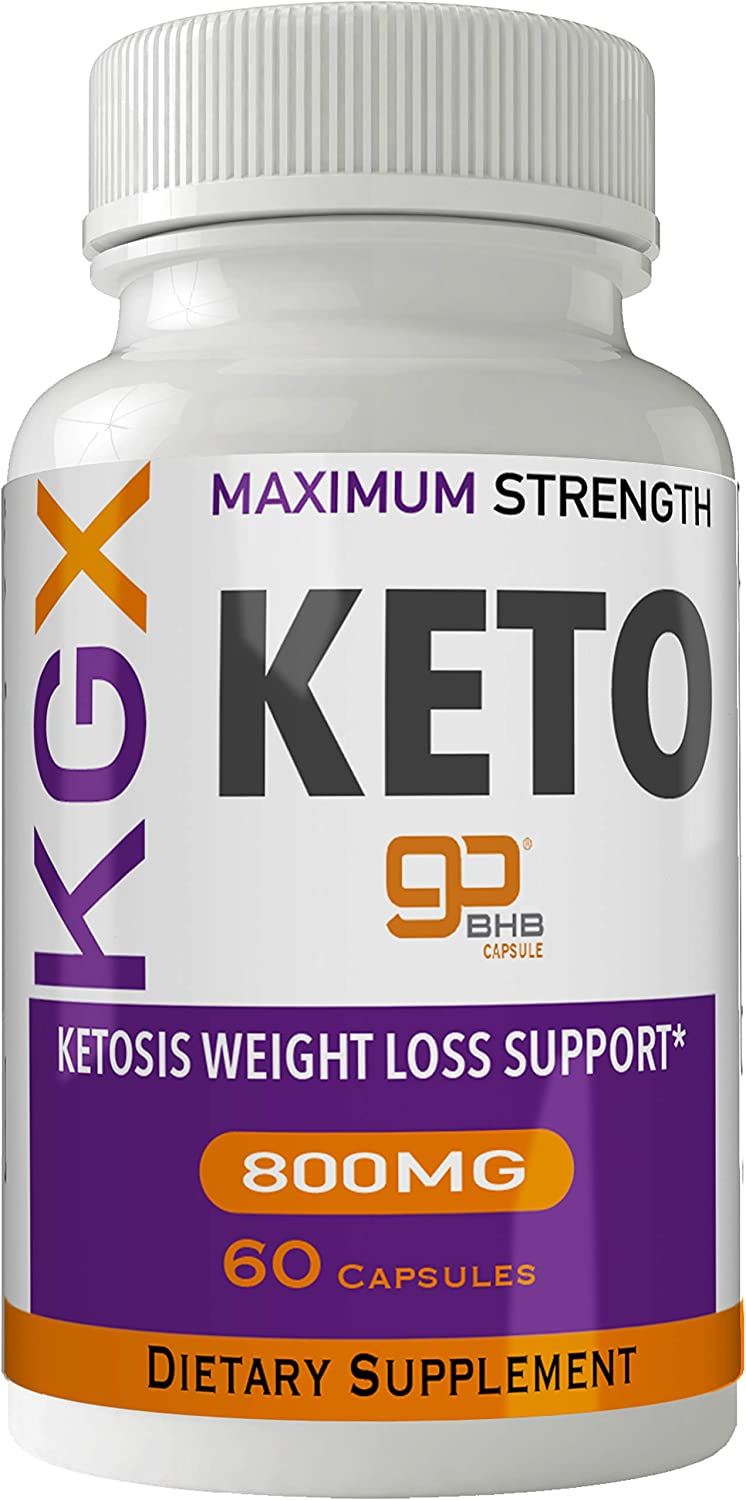 Best KGX Keto Pills 800MG Review- Boost Your Health