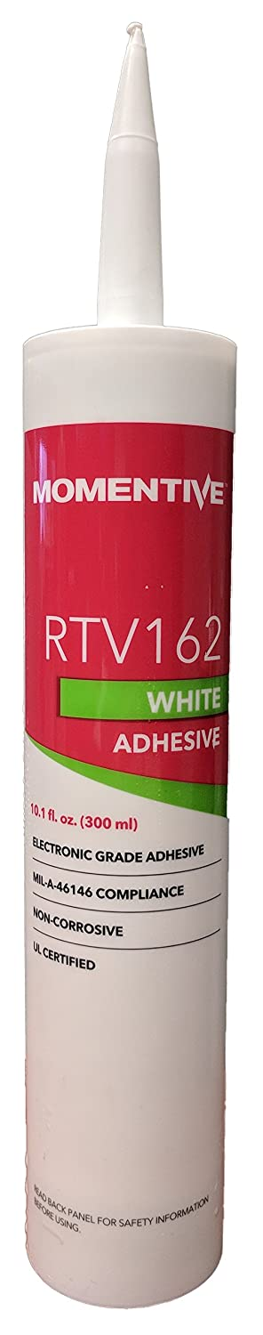 MOMENTIVE RTV162-300ML Rtv 162 Silicone, One-Part, White, Paste, Non-Corrosive