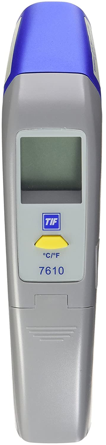 Robinair TIF7610 Infrared Thermometer PRO with 10:1 Distance To Spot Ratio