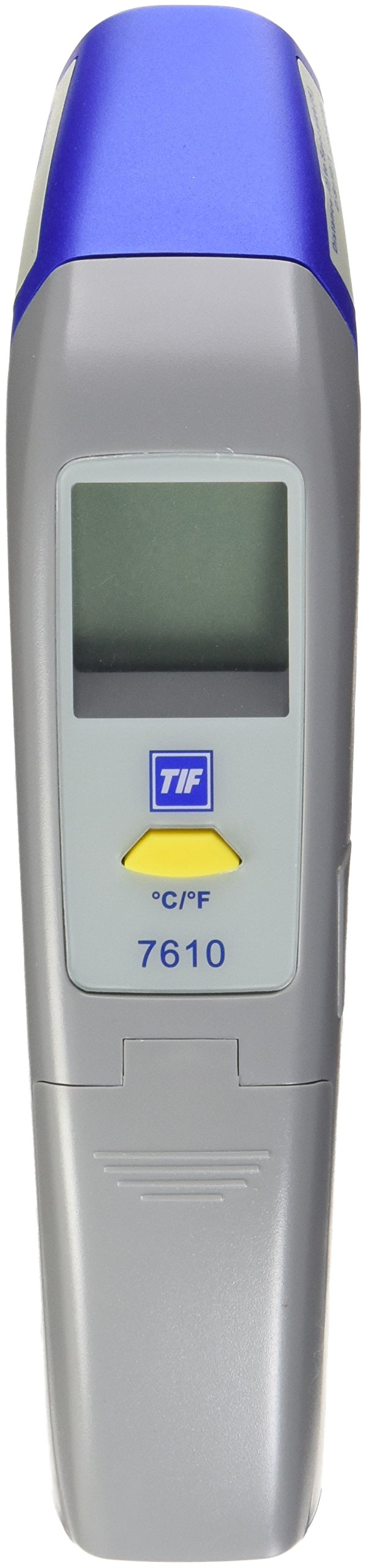 Robinair TIF7610 Infrared Thermometer PRO with 10:1 Distance To Spot Ratio by Robinair