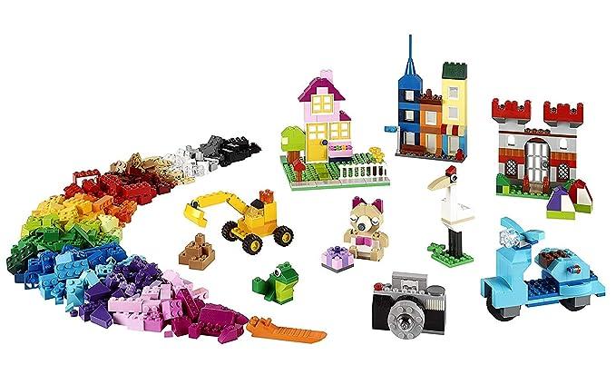 Scatola Mattoncini Pezzi10698 Lego Classic CreativiGrande790 xWdCBroQeE