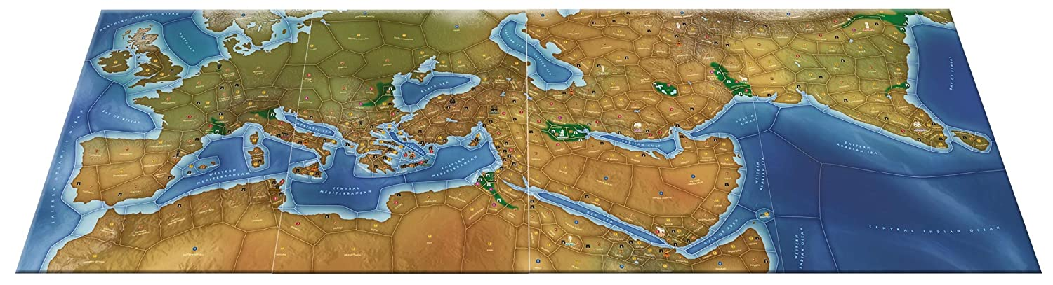 Buy Mega Civilization Board Game Online At Low Prices In India Amazon In