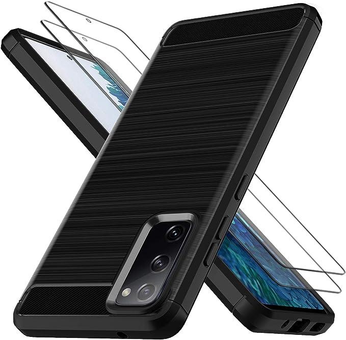 Lk Hülle Kompatibel Mit Samsung Galaxy S20 Fe 4g Elektronik