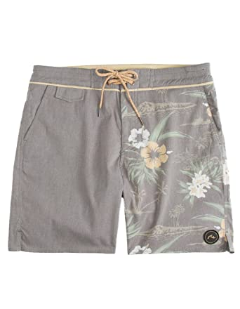 51e7344b36 Amazon.com: Rusty Men's Rock Piles All Day Boardshorts: Clothing