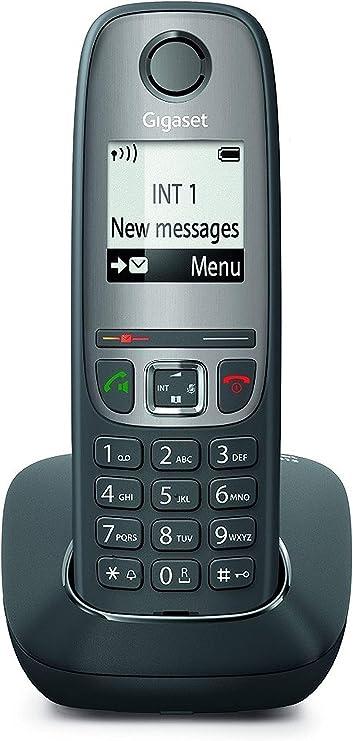 Gigaset AS475 - Teléfono inalámbrico Digital DECT: Gigaset: Amazon.es: Electrónica