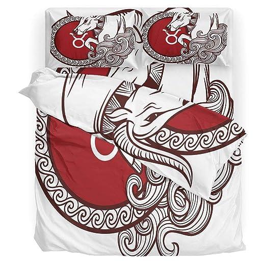 Tattoo Decor NBA - Juego de sábanas con diseño de Perro Grande del ...