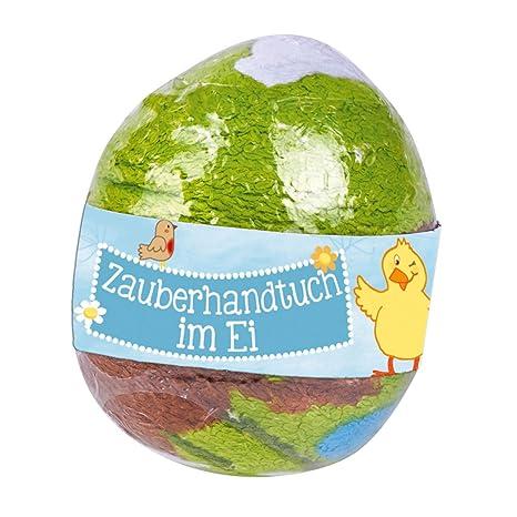 25409 Toalla mágica en EI Pascua | divertida Toalla para niños | 100%