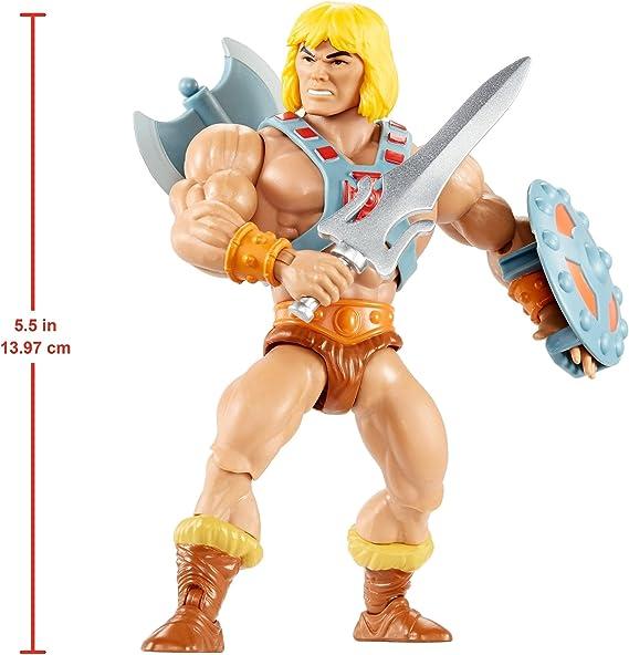 Masters Of The Universe Origins Action Figure He-Man Mattel Vorbestellung