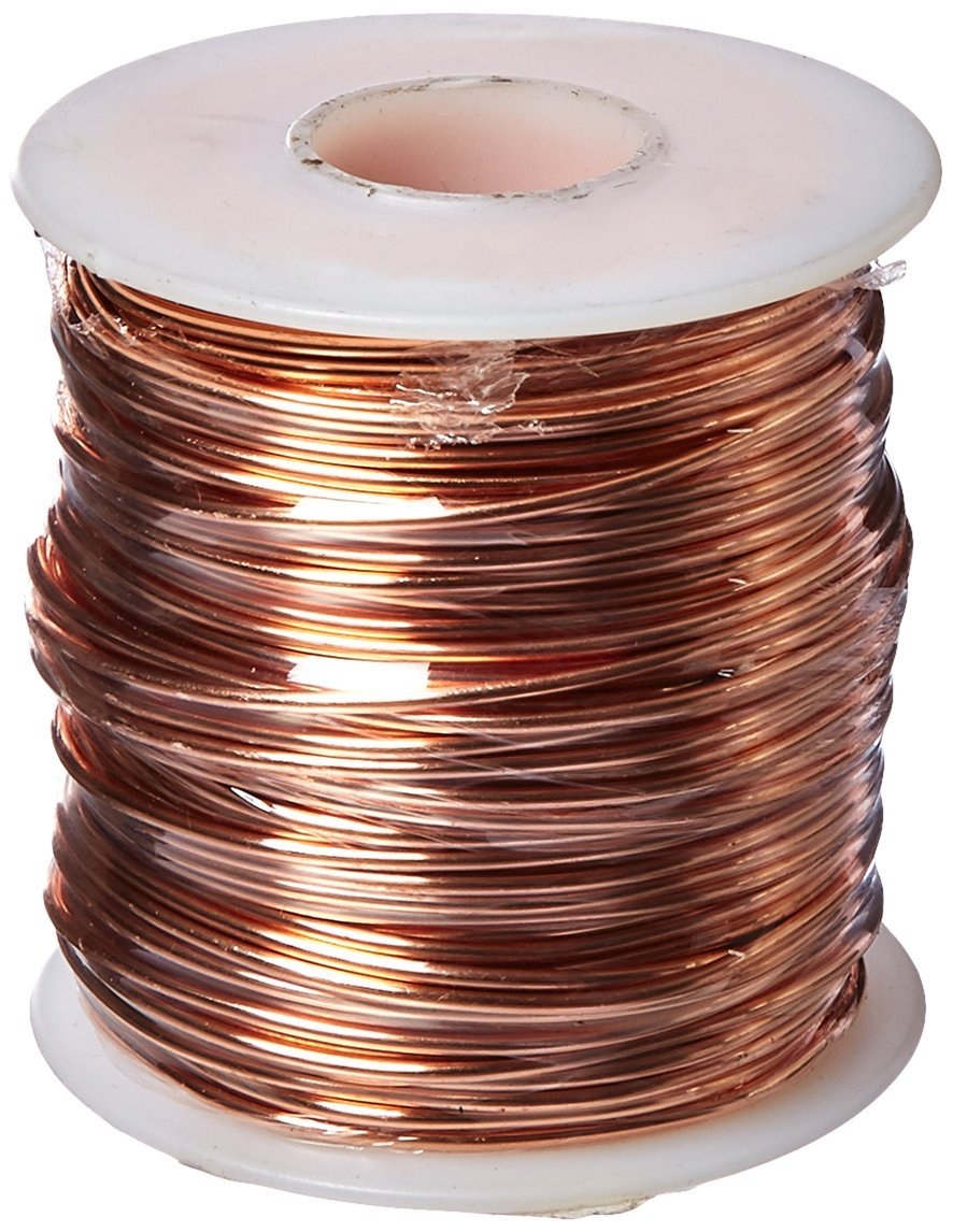 Arcor Soft Copper Wire, 16 Gauge, 126 Feet, 1 Pound Spool - 447629 by Arcor