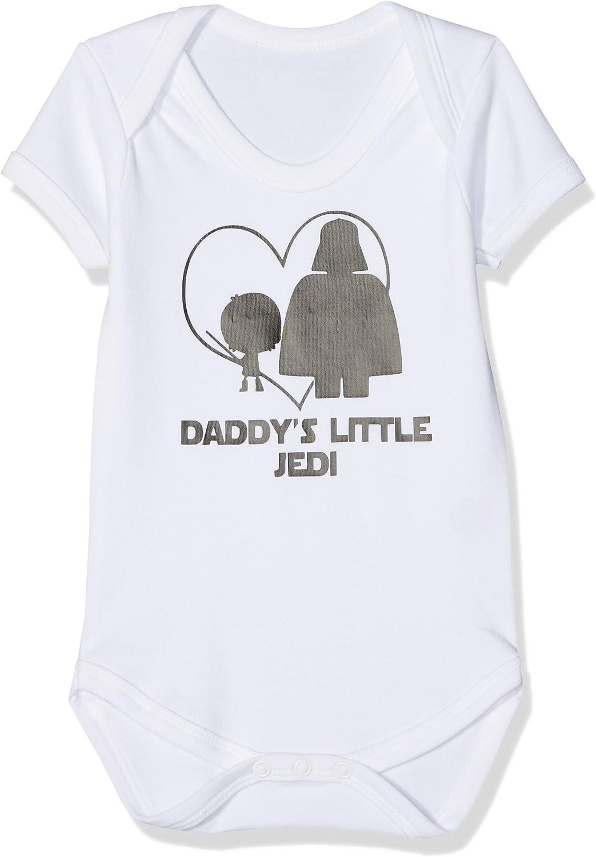 Daddys Little Jedi Star Wars fantaisie Dors bien b/éb/é Gilet Body Combinaison Funny Jedi