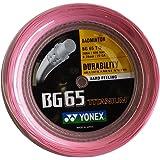 (ヨネックス) Yonex ラケットストリング BG 65 Ti 200m