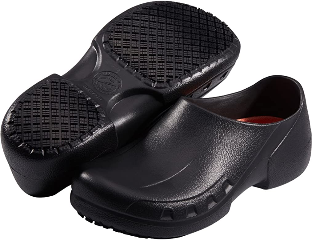 SensFoot Slip Resistant Chef Shoes