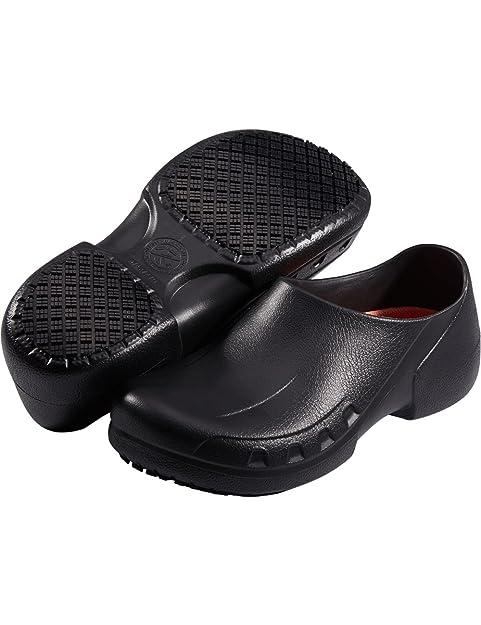 Sensfoot Slip Resistant Chef Shoes Restaurant Non Slip Work Shoes For Men Women
