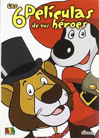 Pack 6 películas Tus Héroes [DVD]: Amazon.es: Luis Ballester ...