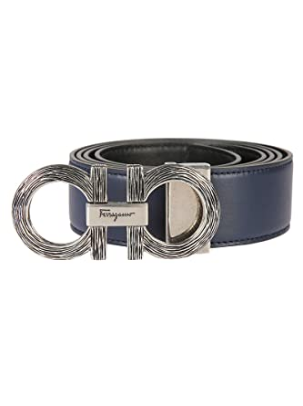casual shoes new styles lower price with Salvatore Ferragamo - Ceinture - Homme Bleu bleu 54: Amazon ...