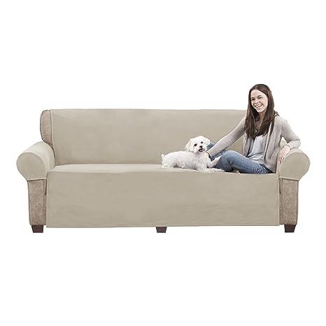 Superb Maytex Sofa Pet Cover Set Tan Alphanode Cool Chair Designs And Ideas Alphanodeonline