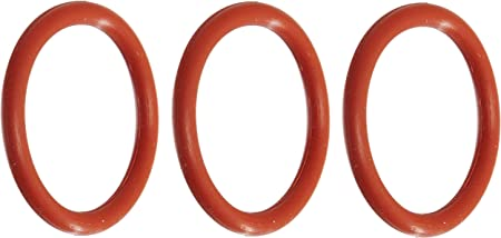 Ozone and Sunlight Vinyl Methyl Silicone STCC ORSIL282 Number-282 Standard Silicone O-Ring has Excellent Resistance to Oxygen 16 ID 16-1//4 OD 16 ID 16-1//4 OD Sur-Seal Inc. Sterling Seal and Supply 70 Durometer Hardness