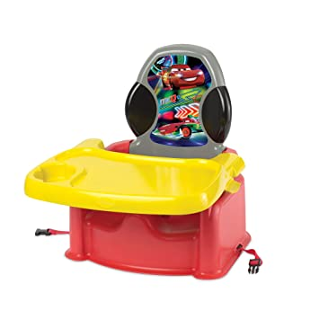 The First Years Disney Booster Seat Pixar Cars