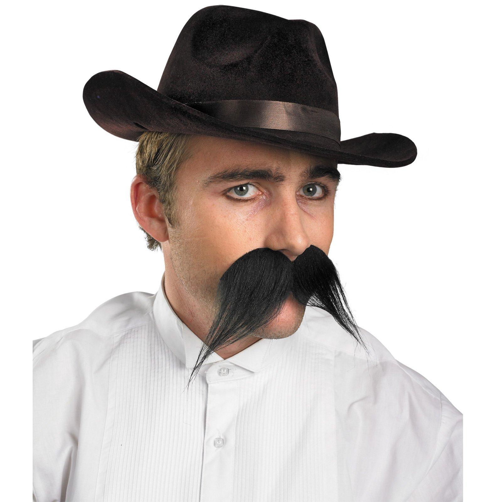 Disguise, Gambler Mustache, Adult