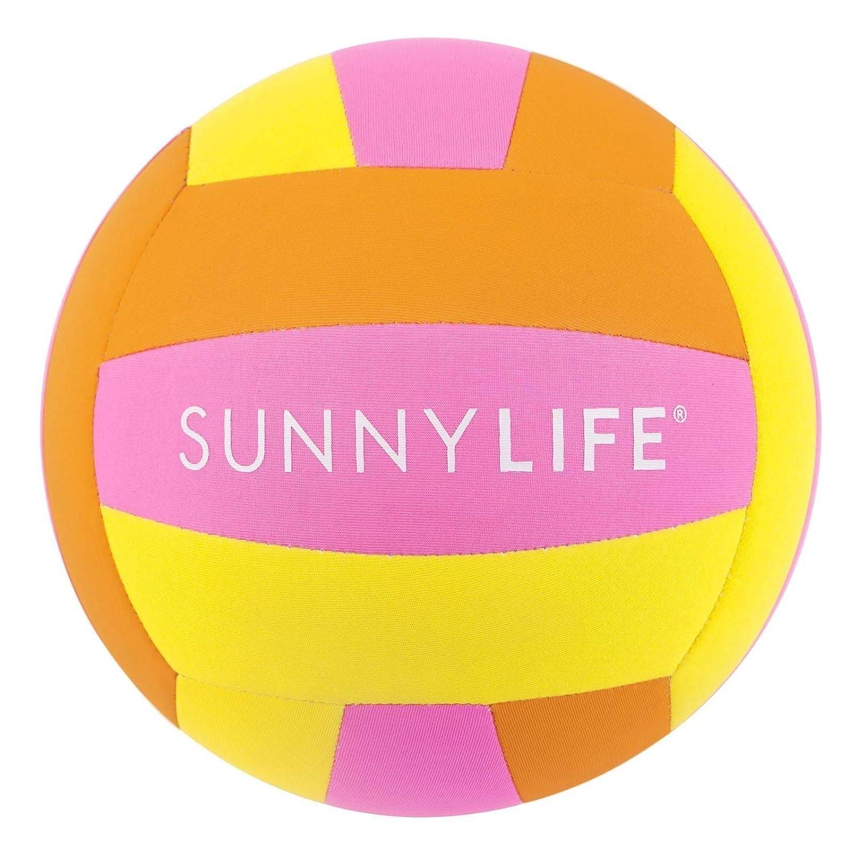 Sunnylife Pelota de playa, tamaño grande, inflable, redonda, para ...