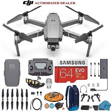DJI - Dron Mavic Pro Quadcopter: Amazon.es: Electrónica