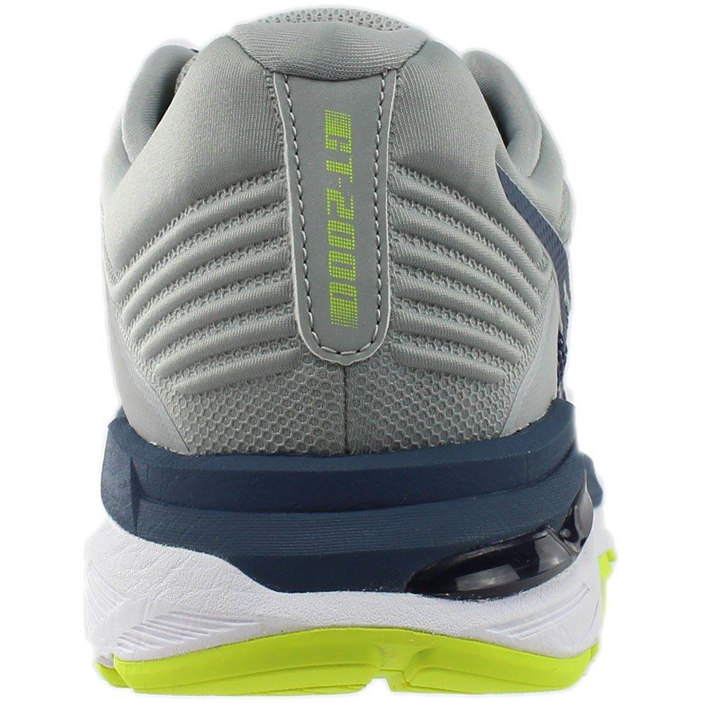 ASICS GT-2000 6 Men's Running Shoe, Dark Blue/Dark Blue/Mid Grey, 7 M US by ASICS (Image #3)