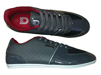 1225f1aea505 Unsung Hero Mens Trainers Maestro In Grey Red Colour All Sizes Sale Price  (6)