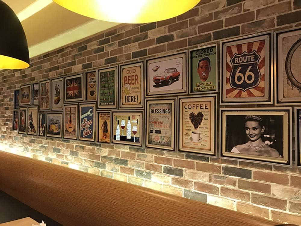 Placa Metal Letrero Esta/ño Placa Pintura Parrilla Vintage Cartel De Chapa Cartel De Chapa Hogar Patio Restaurante Bar Decoraci/ón De La Pared Arte Pintura-20X30Cm/_5