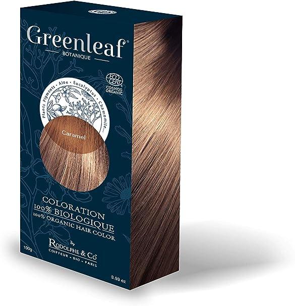 Tinte de Pelo Caramelo 100G: Amazon.es: Belleza