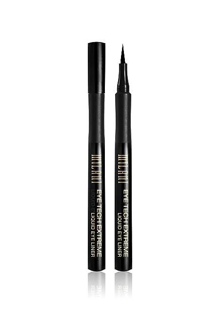 Milani Eye Tech Extreme Liquid Eye Liner, Top Eyeliner, Good Eyeliner, Top Liquid Pencil Eyeliner, Good Liquid Liner, Eyeliner Pencil, Best Eye Pencil, Best Eyeliners, Top Pencil Liner, Top Pencil Eyeliners