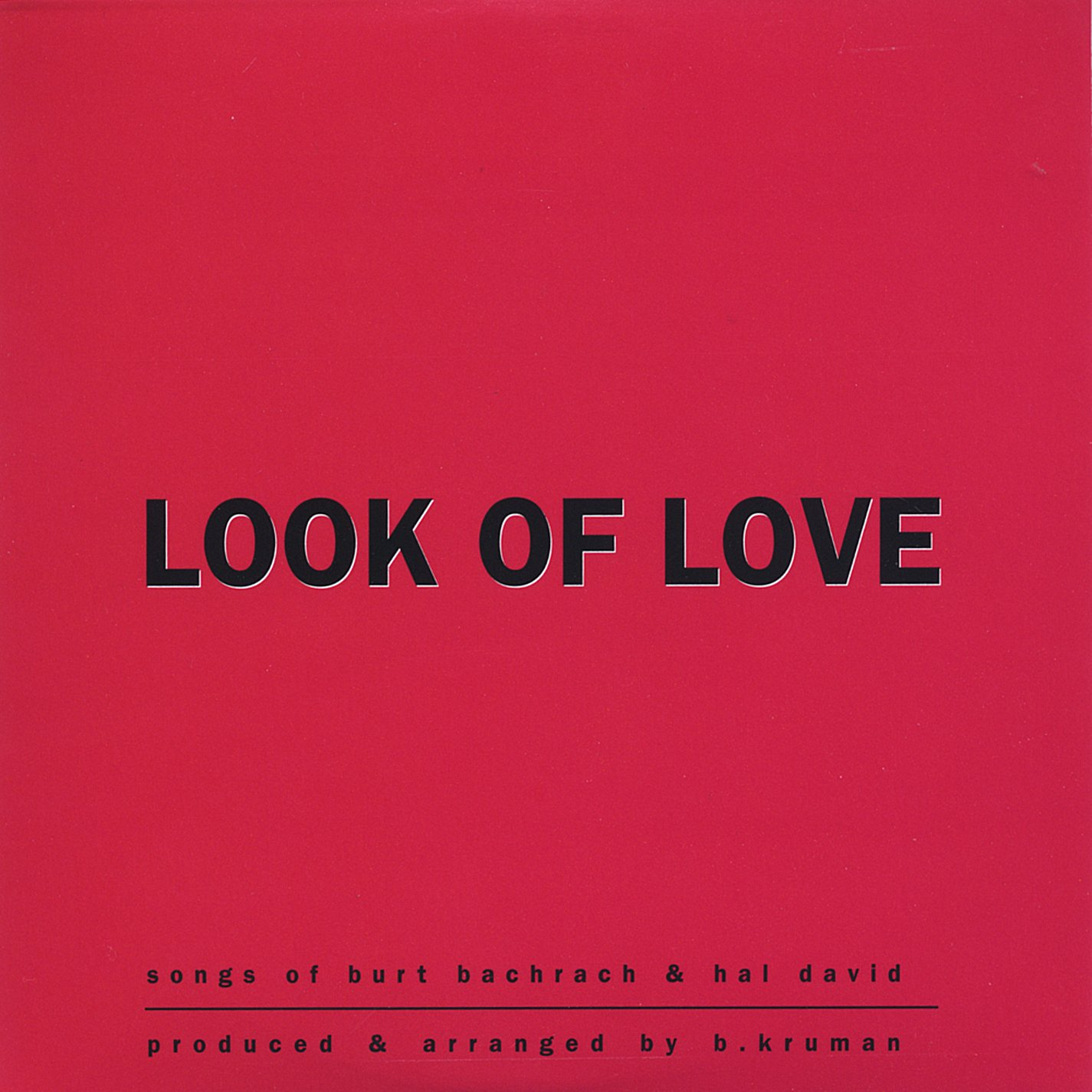 Look of Love by CD Baby