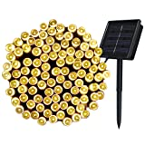 Amazon Price History for:Innoo Tech 8 Mode Decoration 200 Solar String LED Lights, 72-Feet, Warm White