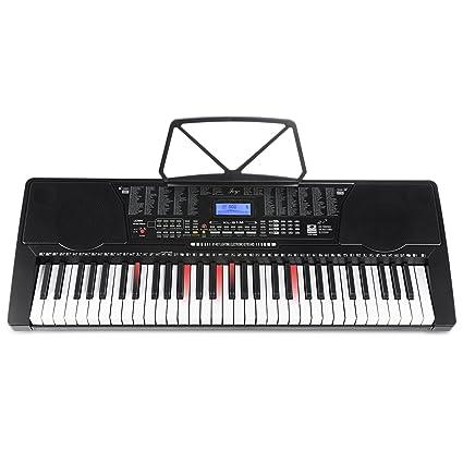 Amazon Joy Kl 91m 61 Key Lighting Simulation Piano Keys
